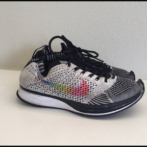 "Nike ""Be True"" Flyknit Racers"